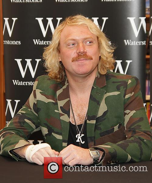 Keith Lemon and Being Keith' Waterstones 7