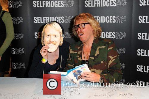 Keith, Lemon, Being Keith, Selfridges and Trafford Centre Manchester 18