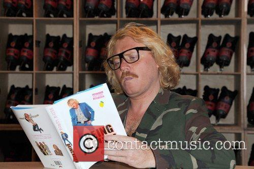 Keith  Lemon promotes his book 'Being Keith'...