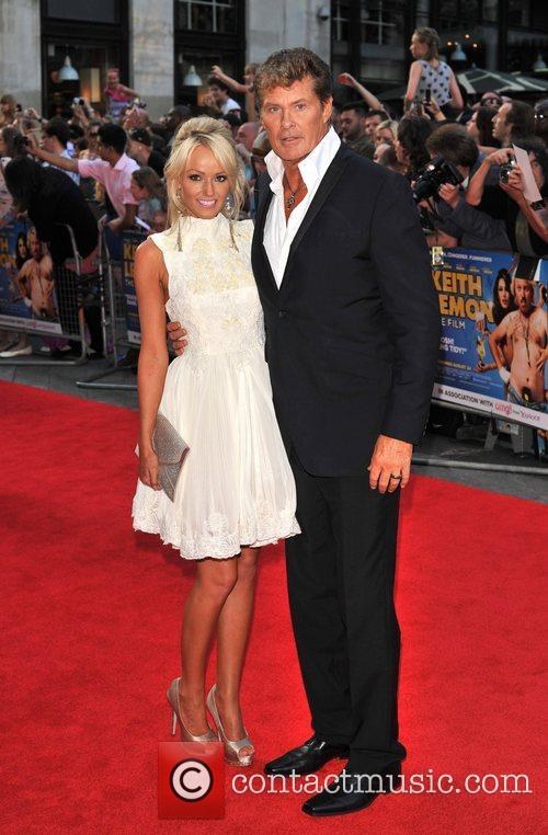 'Keith Lemon the Film' World premiere held at...
