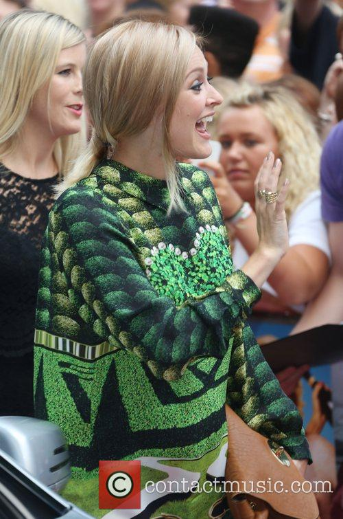 Fearne Cotton The World premiere of Keith Lemon...