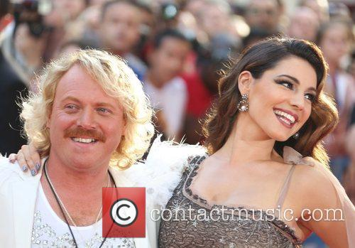 Leigh Francis, Kelly Brook and Odeon West End 7