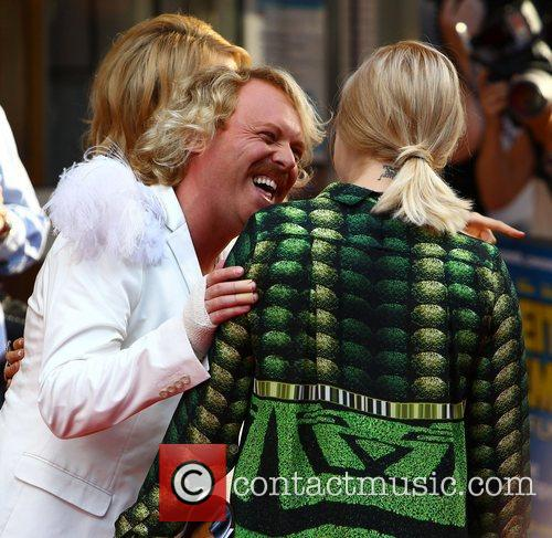 Leigh Francis, Fearne Cotton and Odeon West End 2