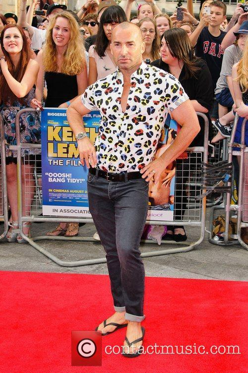 Louie Spence and Odeon West End 4