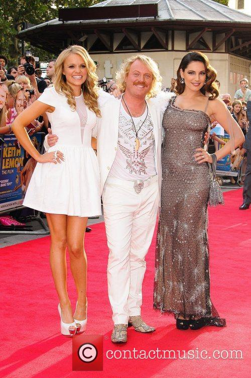 Leigh Francis and Kelly Brook 4