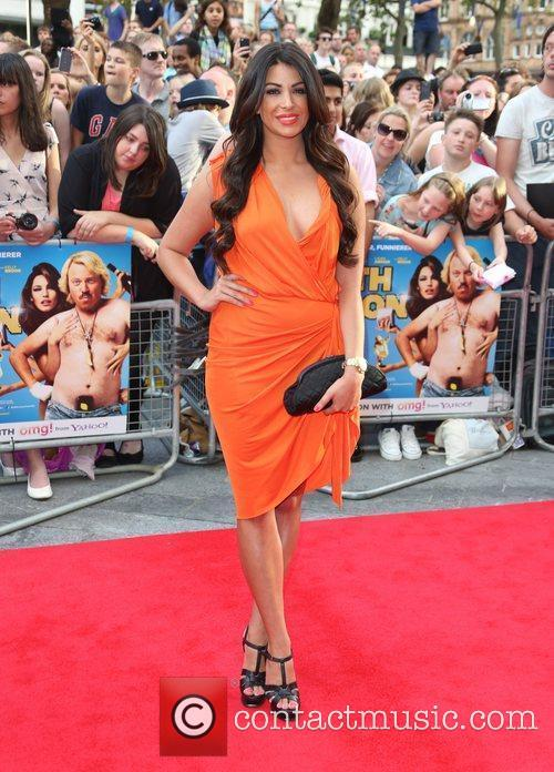 Cara Kilbey The World premiere of Keith Lemon...