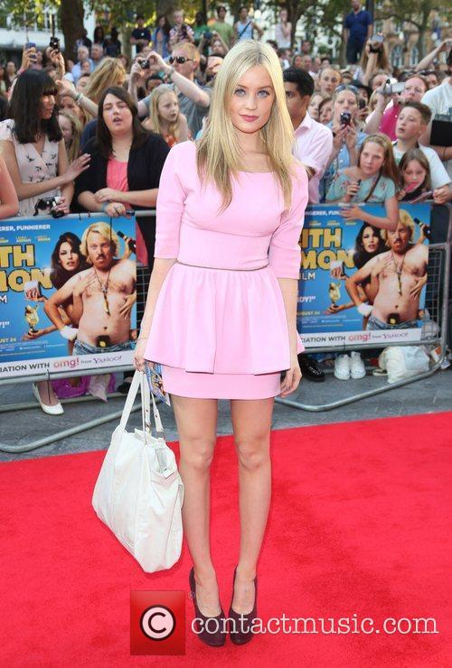 Laura Whitmore and Odeon West End 3