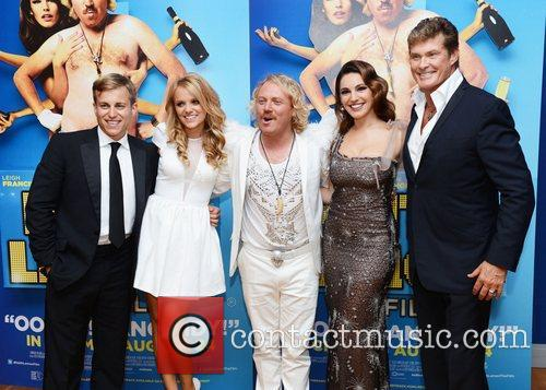 'Keith Lemon the Film' World premiere after party...
