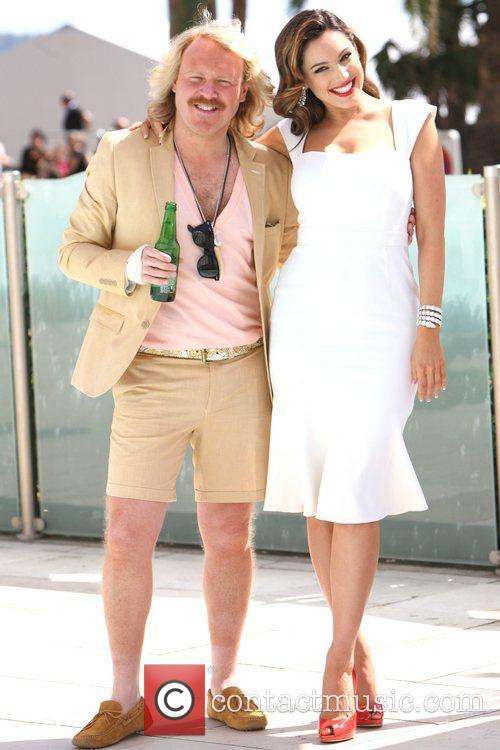 Leigh Francis, Kelly Brook Keith Lemon the Film...