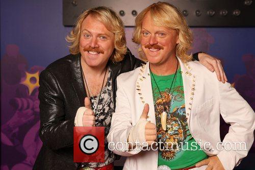 Leigh Francis, Face To Face and Madame Tussauds 1
