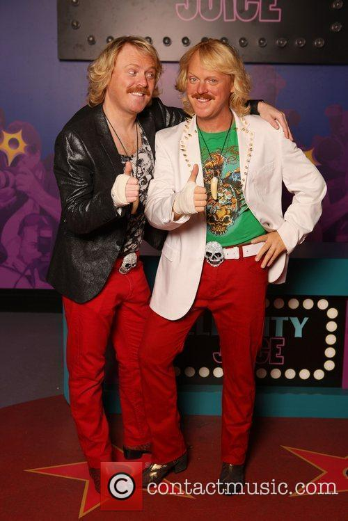 Leigh Francis, Face To Face and Madame Tussauds 4