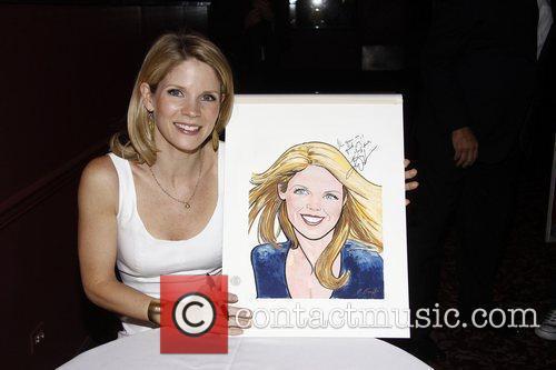 Sardi's Portrait Unveiling held at Sardi's restaurant.