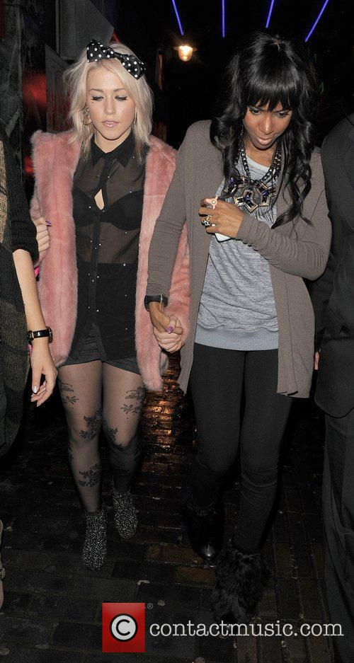 The X Factor, Amelia Lily, Kelly Rowland, x factor