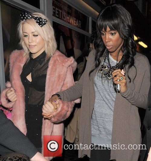 The X Factor, Amelia Lily, Kelly Rowland and x factor 15