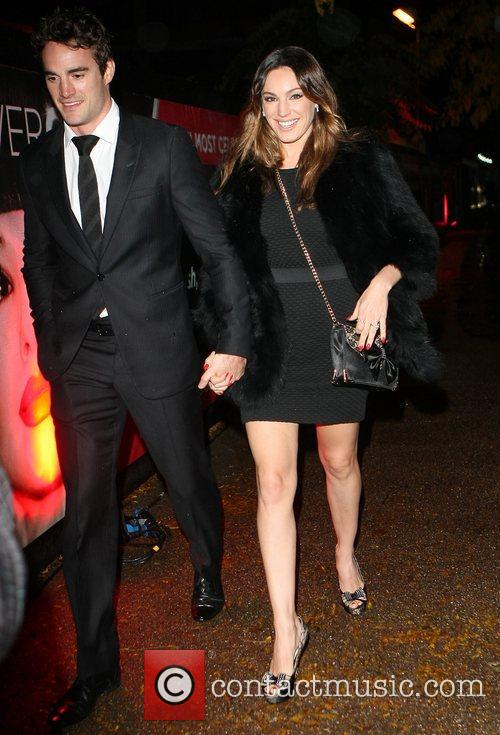 Kelly Brook and Cabaret Club 8