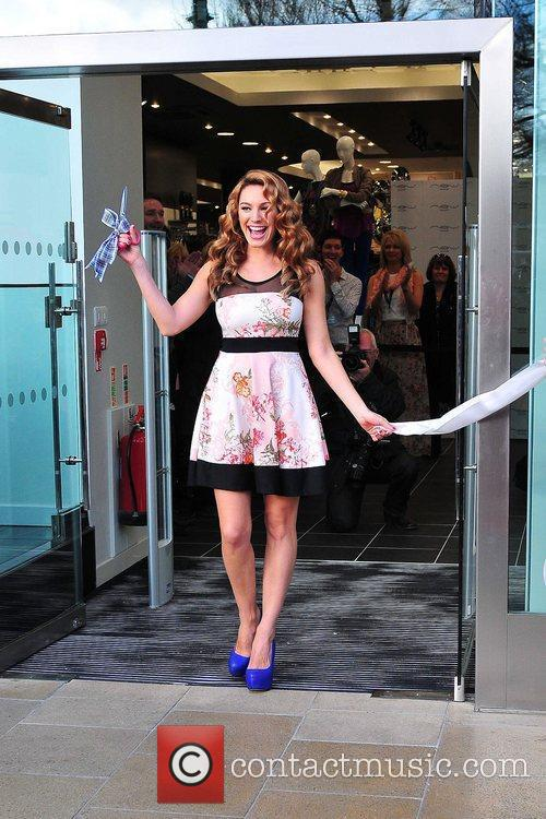 Kelly Brook and New Look 2