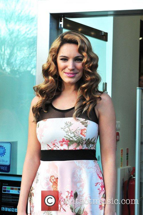 Kelly Brook and New Look 6