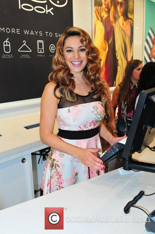 Kelly Brook and New Look 12