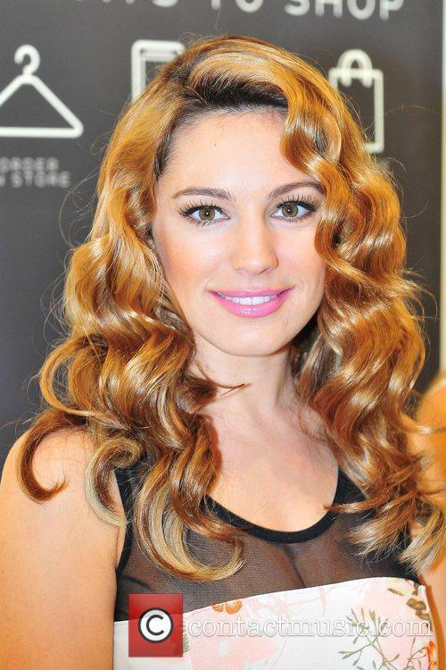Kelly Brook and New Look 18