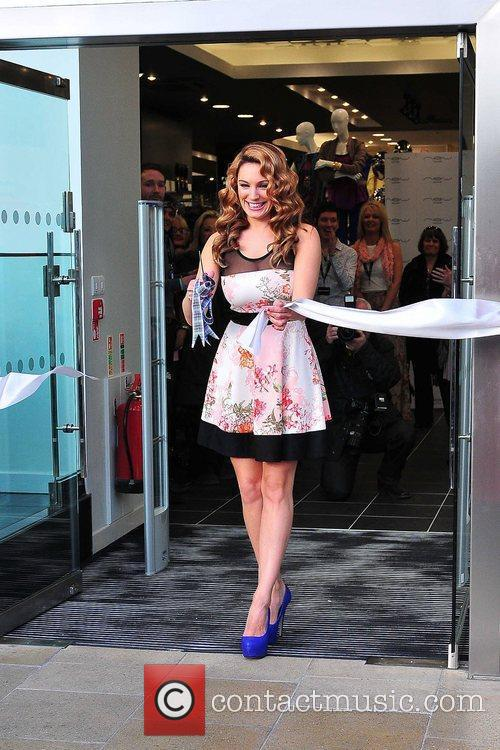 Kelly Brook and New Look 21