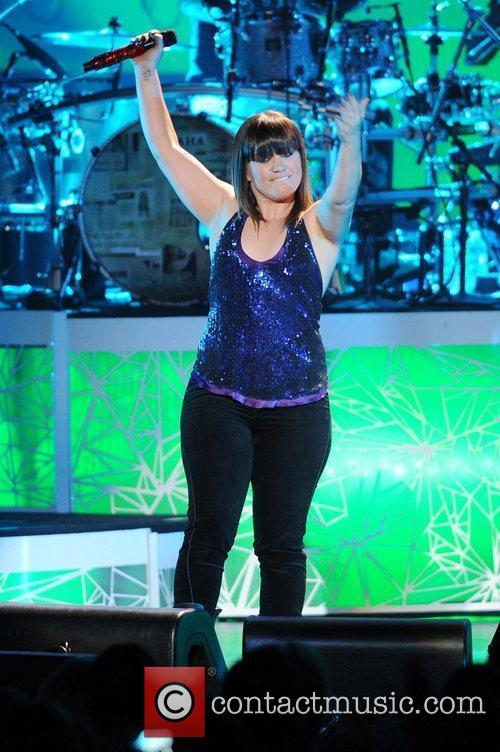 Kelly Clarkson and Hard Rock Hotel And Casino 4