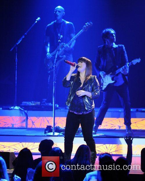 Kelly Clarkson and Hard Rock Hotel And Casino 7