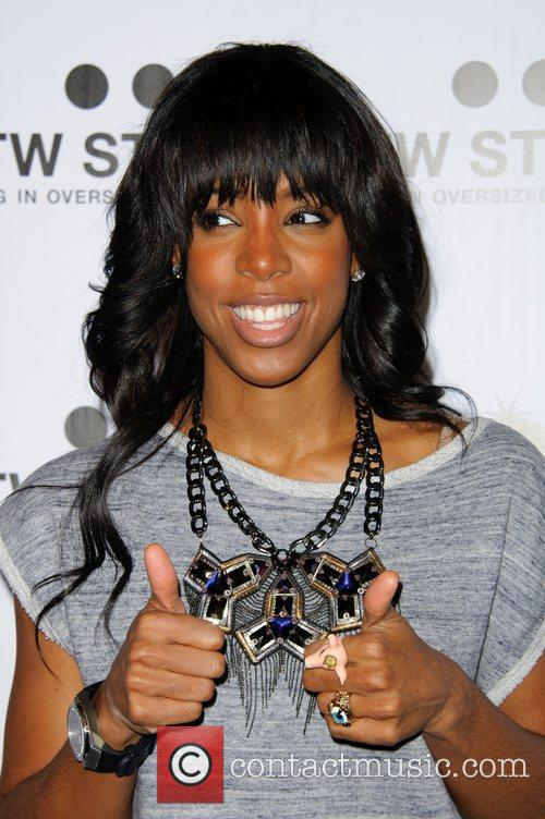 TW Steel and Kelly Rowland launch party at...