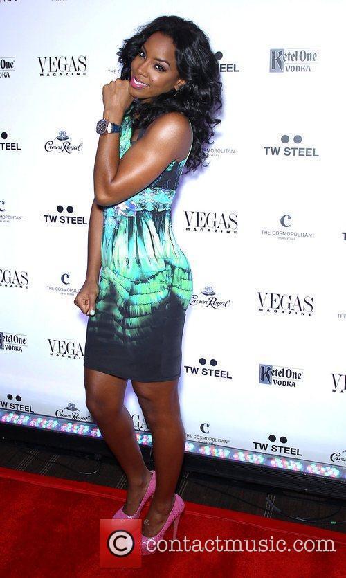 Vegas magazine celebrates their 9th Anniversary with Kelly...