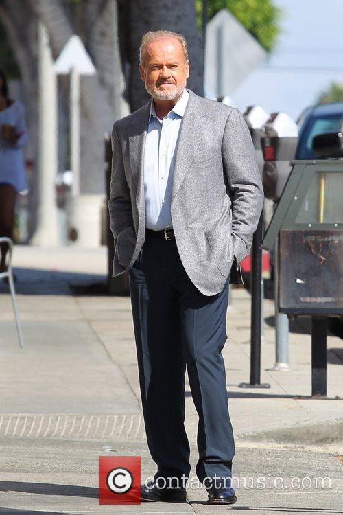 kelsey grammer filming on location on montana 5938753