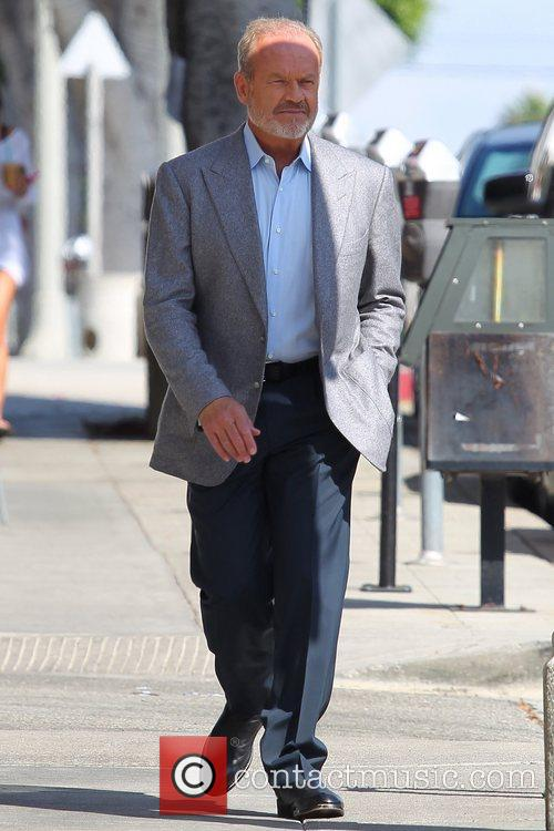 kelsey grammer filming on location on montana 5938755