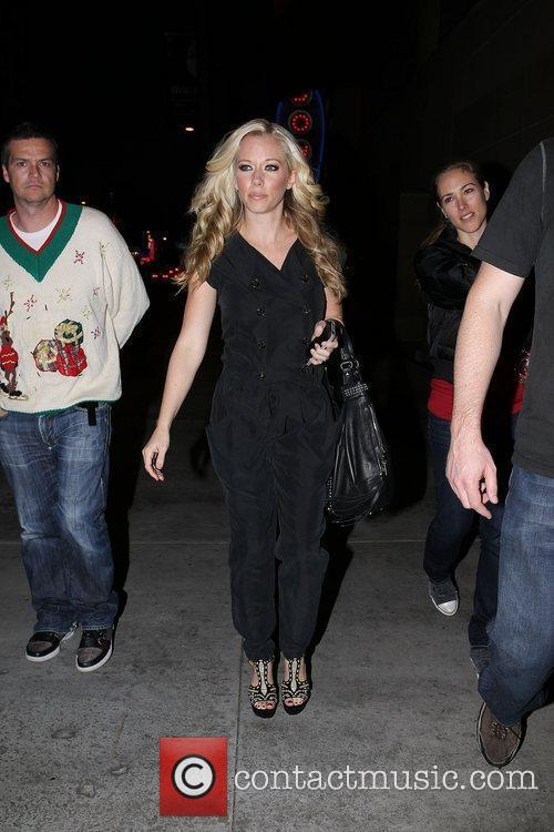 kendra wilkinson leaving a party at a 3675680
