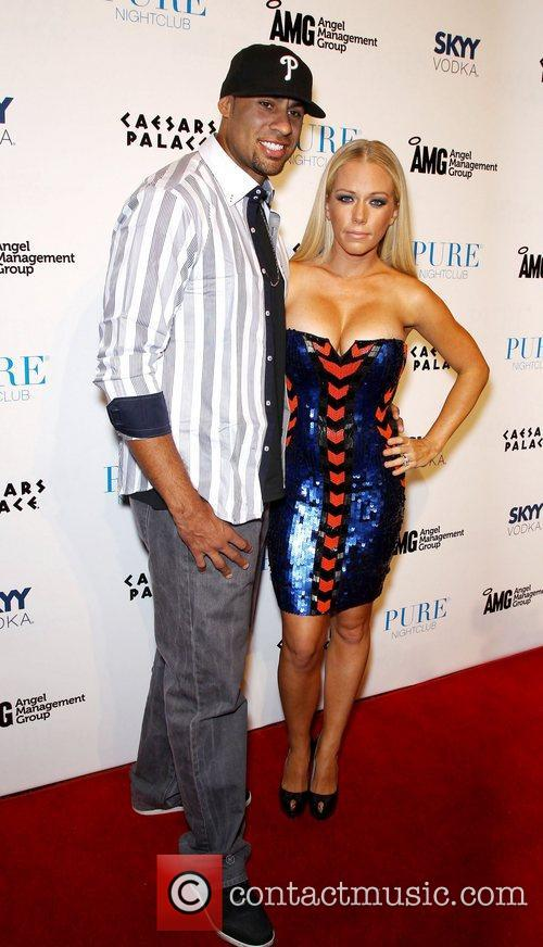Kendra Wilkinson-Baskett celebrates her birthday at Pure Nightclub...