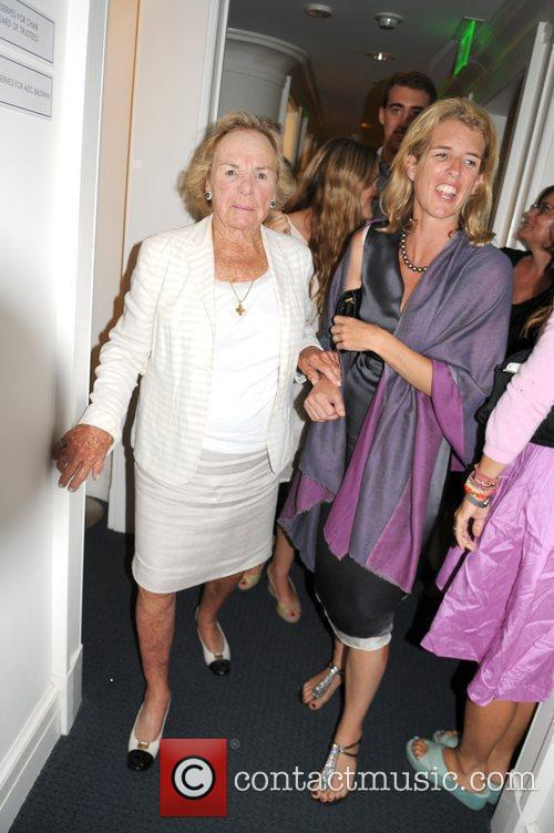 Ethel Kennedy, Rory Kennedy The Hamptons International Film...
