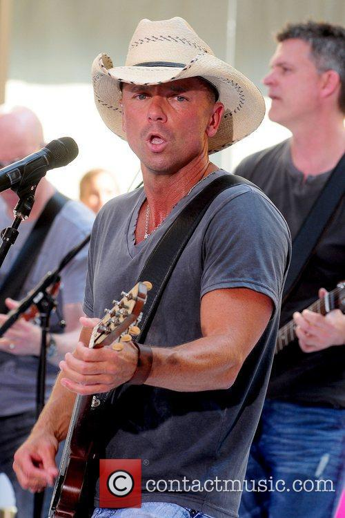 kenny chesney performs live at rockefeller center 5868317