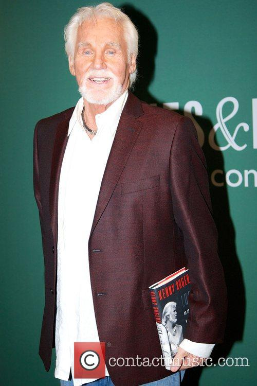 Kenny Rogers, Luck, Something Like It, Barnes and Noble 2