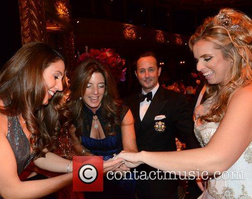 Lauren Colabelli, Lisa Gaudio, John Colabelli and Maria Papadakis 4