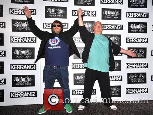 Jack Black, Kyle Gass and Tenacious D 3
