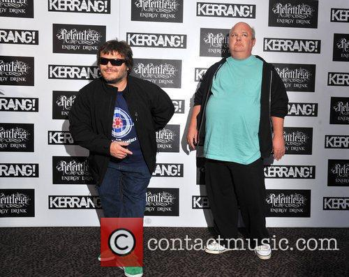Jack Black, Kyle Gass and Tenacious D 4