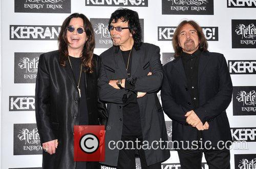 Ozzy Osbourne and Black Sabbath 3