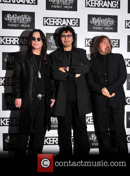 Black Sabbath, Kerrang! Awards