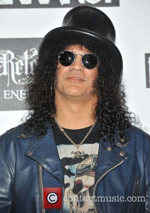 Slash Kerrang! Awards held at the Brewery -...