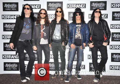 Kerrang! Awards held at the Brewery - Arrivals.