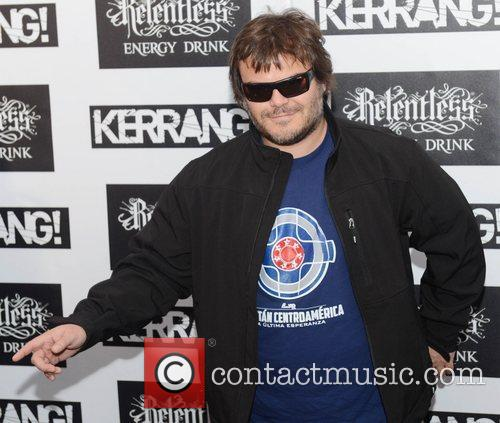Jack Black  Kerrang! Awards held at the...