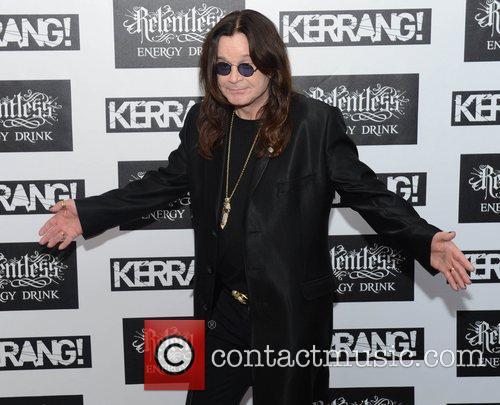 Ozzy Osbourne Kerrang