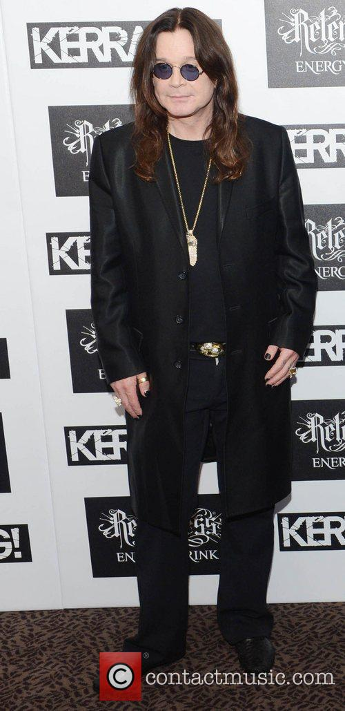 Ozzy Osbourne and Slipknot 1