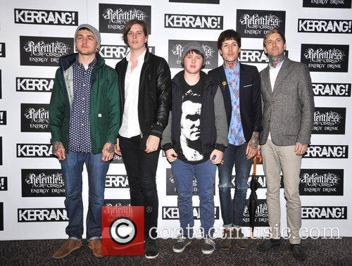 Bring Me The Horizon Kerrang! Awards held at...