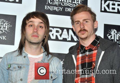 Devil Sold His Soul Kerrang! Awards held at...