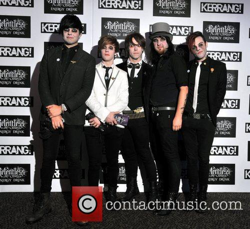 Fearless Vampire Killers Kerrang! Awards held at the...