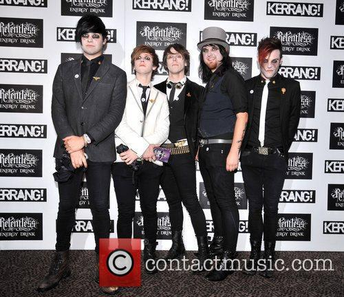 Fearless Vampire Killers, Kerrang! Awards