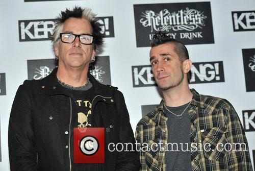 The Offspring, Fraser and Young Guns 2